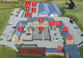 Courtyard Map